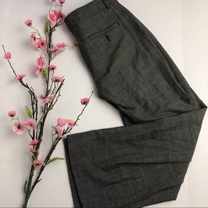 Express design studio gray slacks